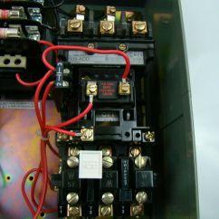 Allen Bradley Motor Control Wiring Diagrams Cat5 Diagram A Vs B 509 Starter