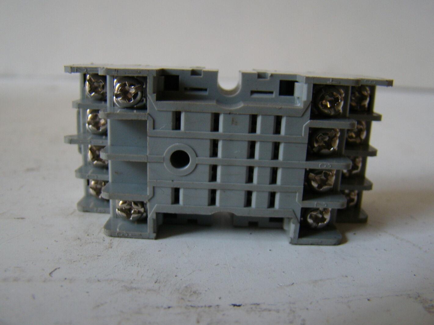 14 pin relay socket wiring diagram ford 8n generator idec 8 base cube