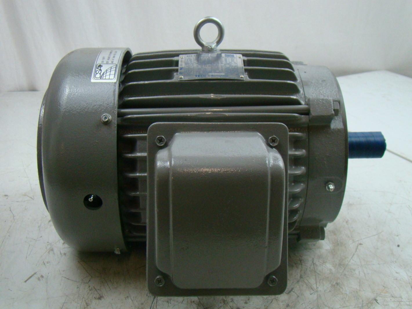 Westinghouse TECO 75HP MAXE1 Electric Motor 230460V Max