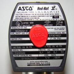 Asco Red Hat Wiring Diagram Mitsubishi Eclipse Alternator 120 Vac To 24 Transformer 277