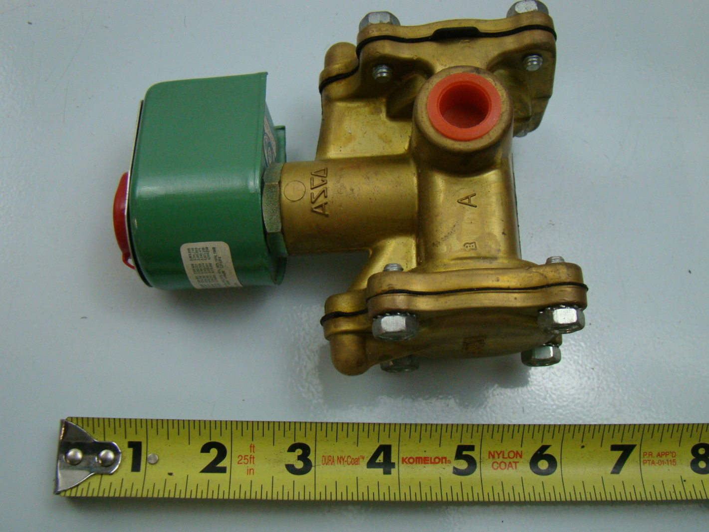 asco solenoid valve wiring diagram 240 volt light switch 3 way schematic 2 inch