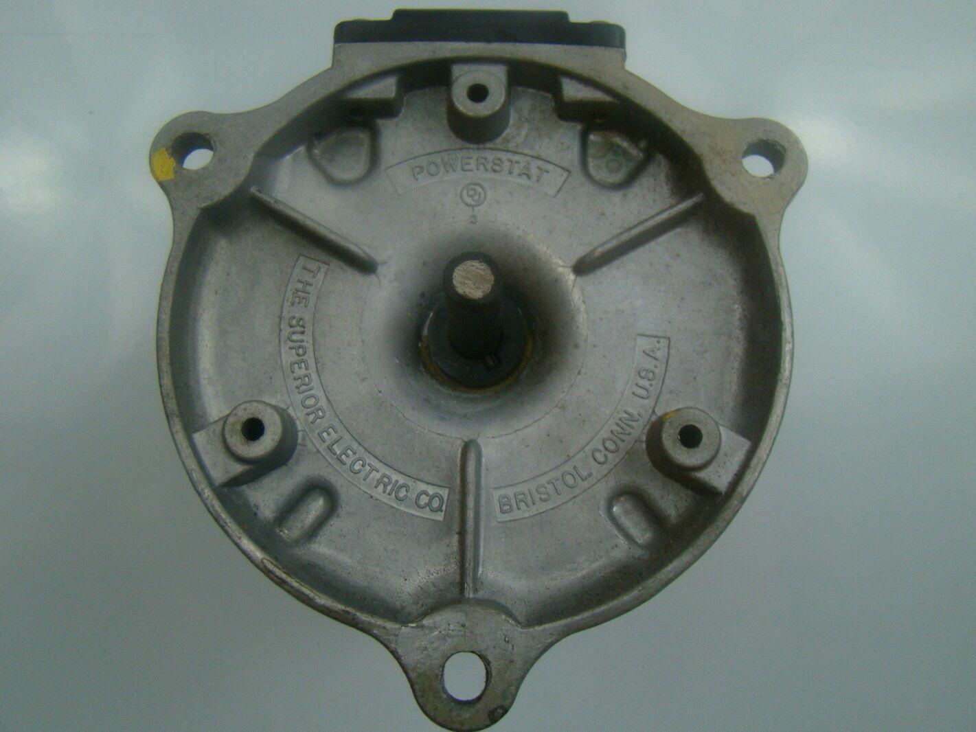 powerstat variable transformer wiring diagram motorola mic 120v 116u ebay