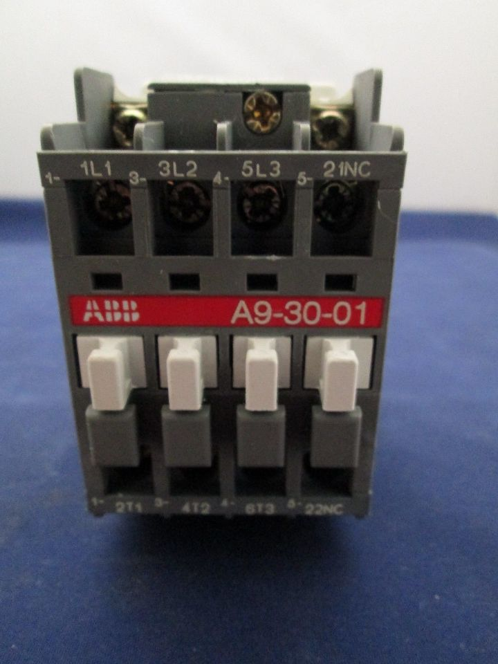 ABB Contactor A93001  Process Industrial Surplus