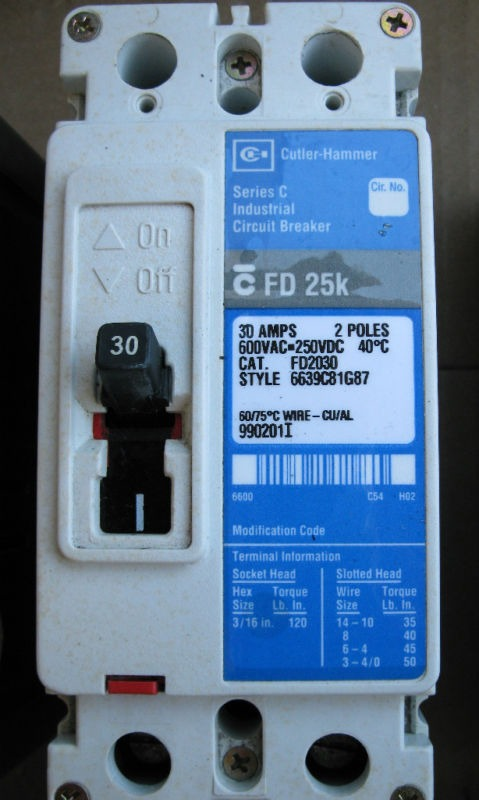 Gtp1200u1232 General Electric Circuit Breaker Rating Plugs