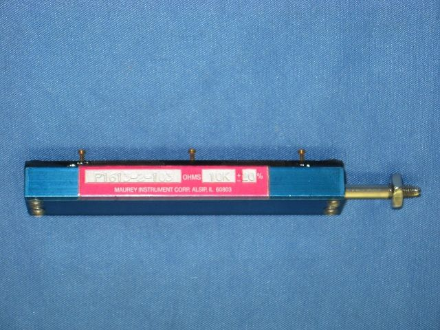 Go Back Gt Gallery For Gt Linear Potentiometer Wiring