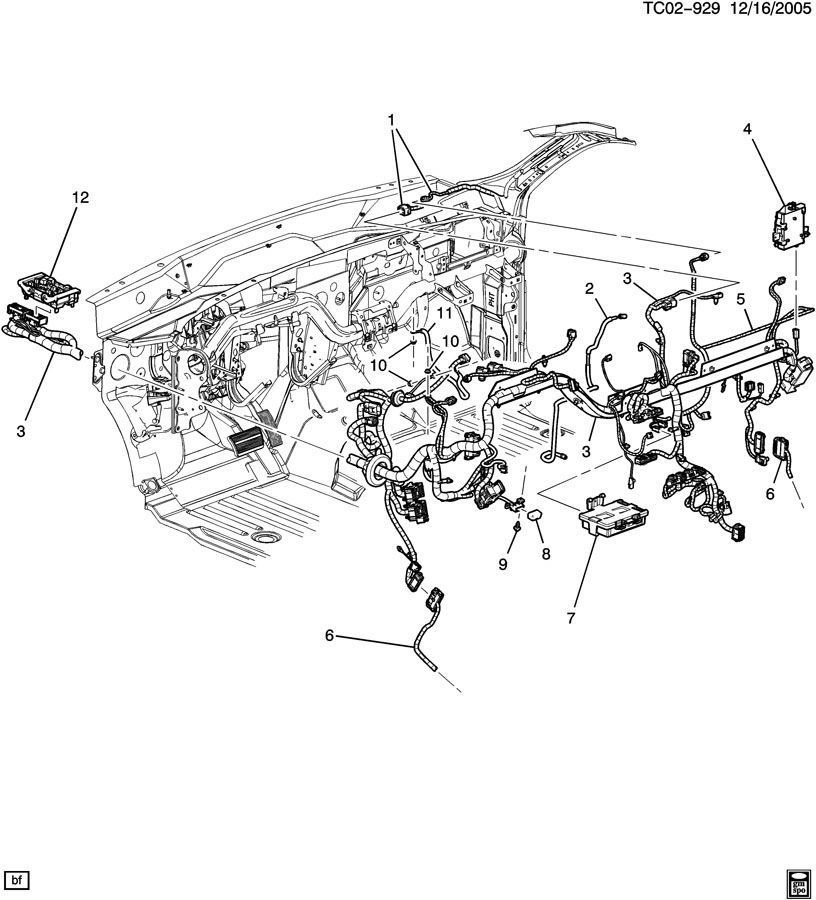 1995-2014 GM Vehicles Plastic Cap For OBD2 Diagnostic