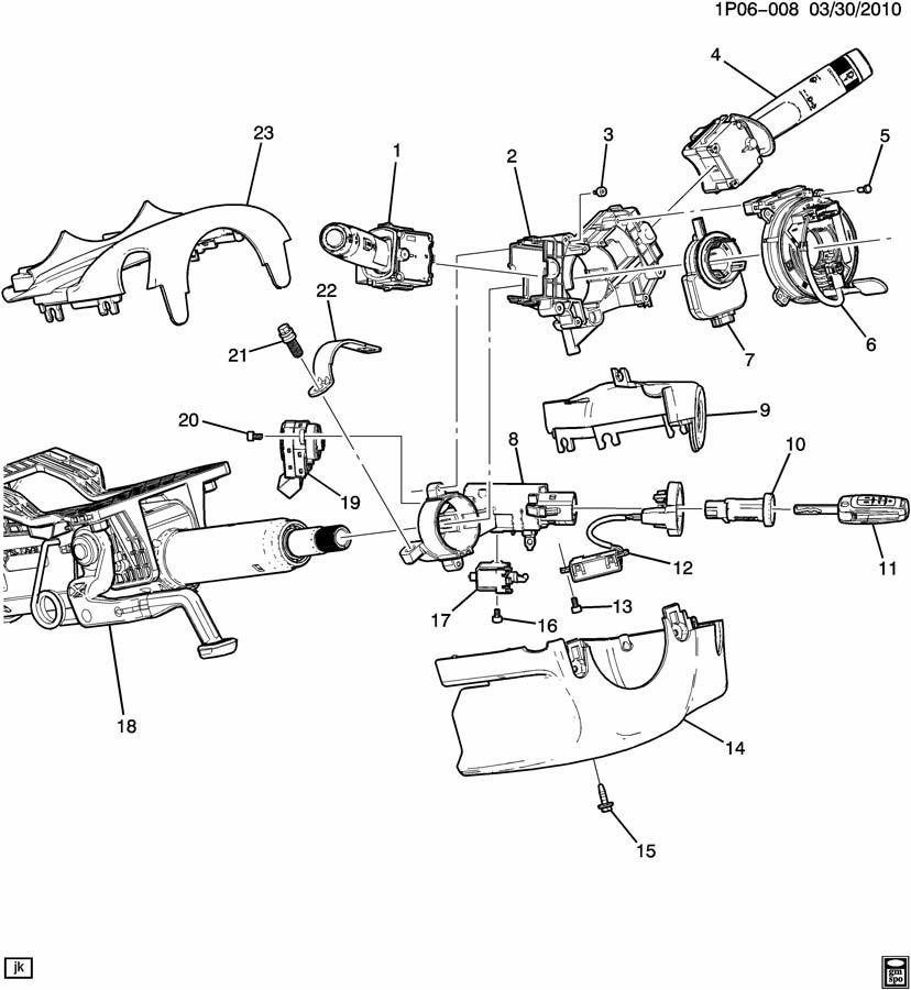Gm Escalade Steering Column Diagram, Gm, Free Engine Image