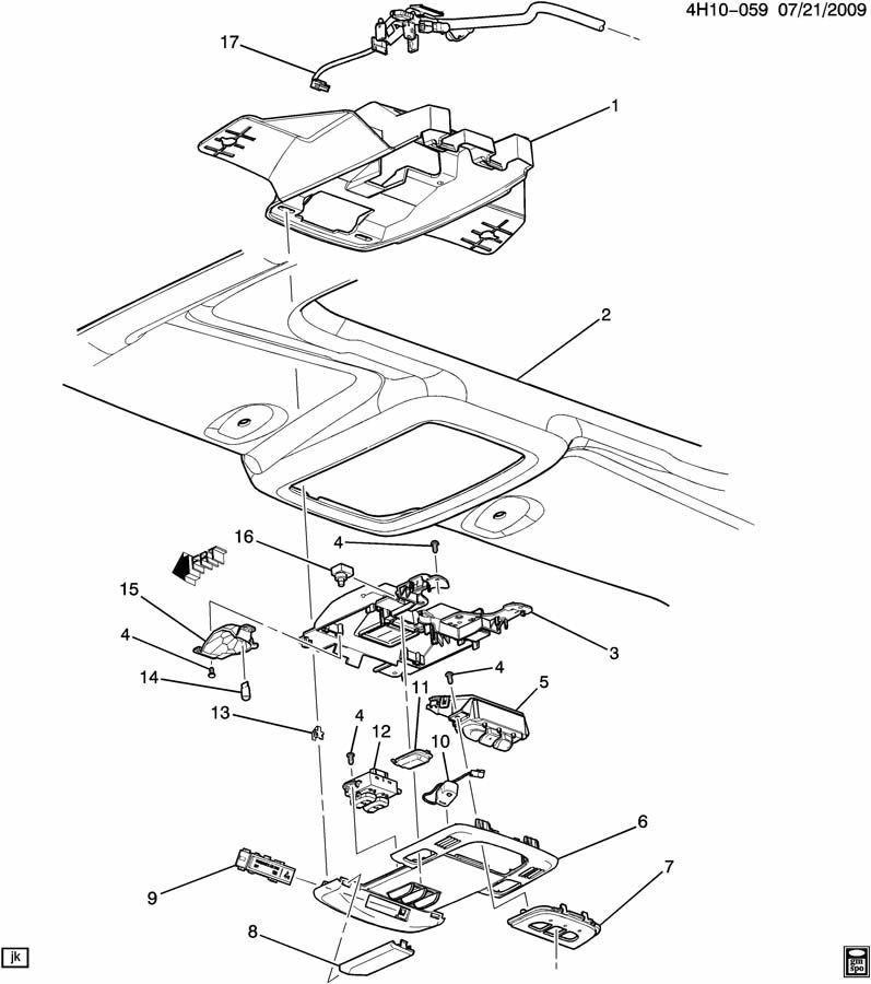 wiring diagram 2006 cadillac cts