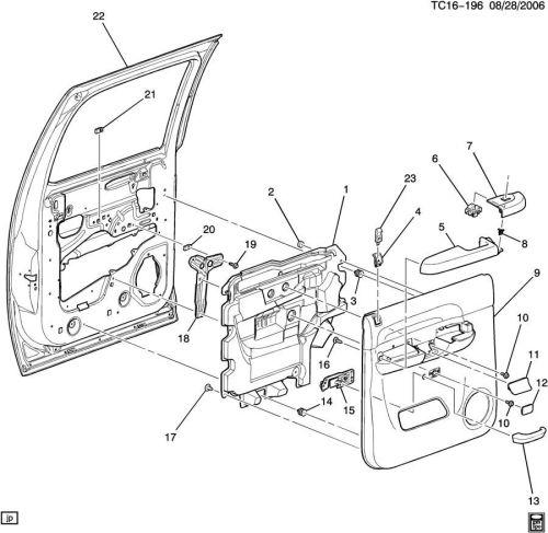 small resolution of gmc door diagram wiring diagram 2014 gmc sierra door wiring diagram gmc sierra door diagram