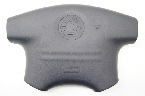 1991-2003 Vauxhall Frontera Steering Wheel Airbag Cover Black Fits Vehicles Factory Oem Parts