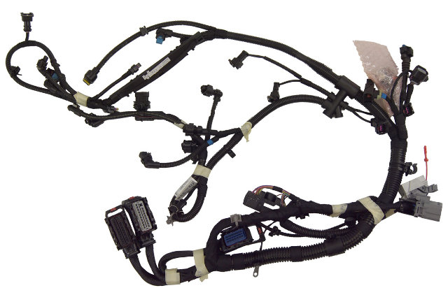 2003 saturn vue bcm wiring diagram steering linkage 2011 chevrolet cruze 1.4l turbo 6-spd auto engine harness new 13359193