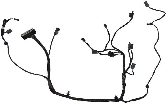 2013-2014 Equinox Terrain Center Console Wire Harness w/o