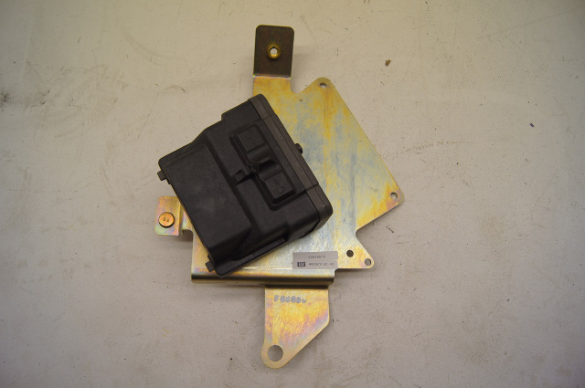Trailer Brake Controller Electronic Transfer Case And Lights Are On