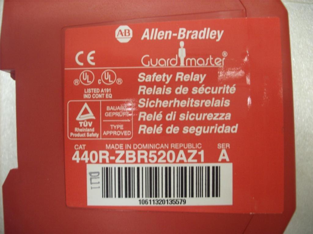 allen bradley safety wiring diagrams entity diagram examples guardmaster 440r zbr520az1 relay