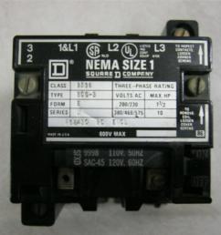 square d 8536scg3 600v motor starter size 1 daves [ 1280 x 960 Pixel ]