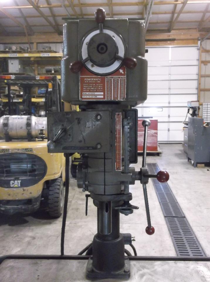 POWERMATIC Model 1200 20