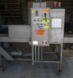 doboy sk 100 shrink tunnel 3 phase 480 volt daves industrial surplus llc [ 1280 x 960 Pixel ]