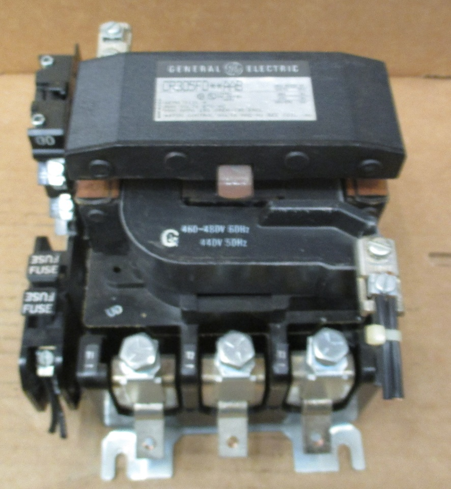 hight resolution of general electric cr305f0 aab nema size 4 600vac 135a motor starter