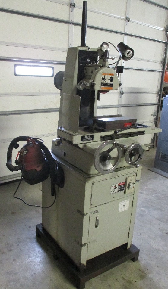 Harig Surface Grinder Manual