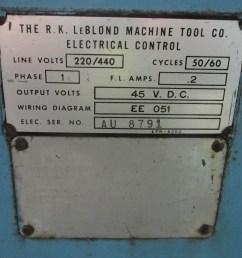 leblond regal 15 swing lathe 1 1 2  [ 1172 x 960 Pixel ]