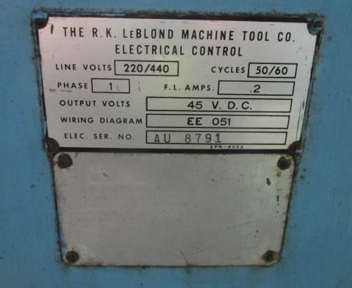 small resolution of  leblond regal 15 swing lathe 1 1 2