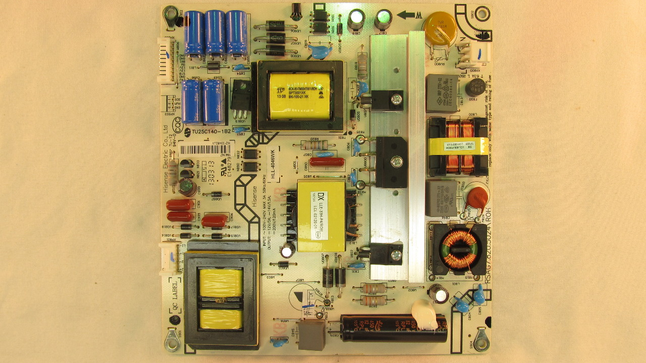 Lcd Tv Power Supply Schematic Circuit Diagram Electro Help