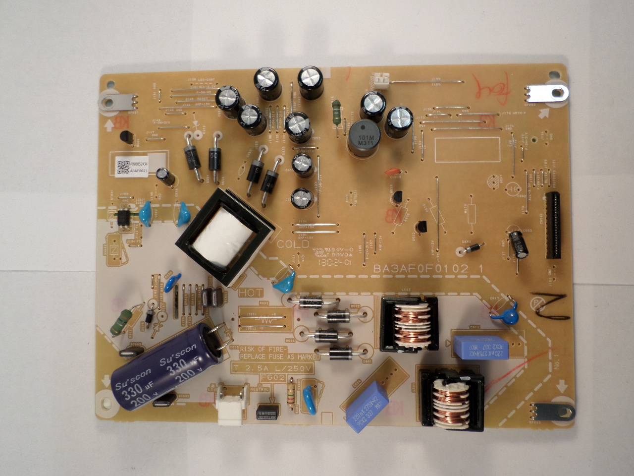 Emerson Tv Power Supply Board - Year of Clean Water