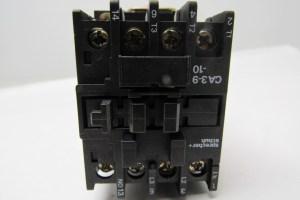 Sprecher Schuh CA39 3 Ph 4 Pole 24 A 120V Coil Motor Starter wOverload Relay | eBay