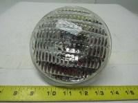 Napa/GE 4419 Incandescent Sealed Beam Lamp 35W 12V PAR 46 ...