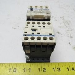 Telemecanique Reversing Contactor Wiring Diagram 4 Way Trailer Lights Square D Lc1k09 3 Pole 9 Amp Miniature