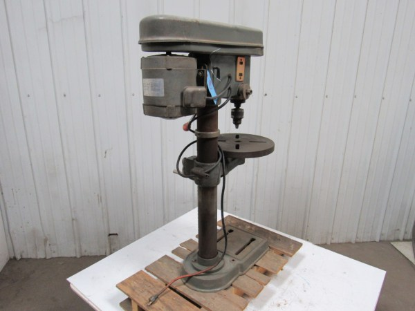 Duracraft Drill Press Bench Year Of Clean Water