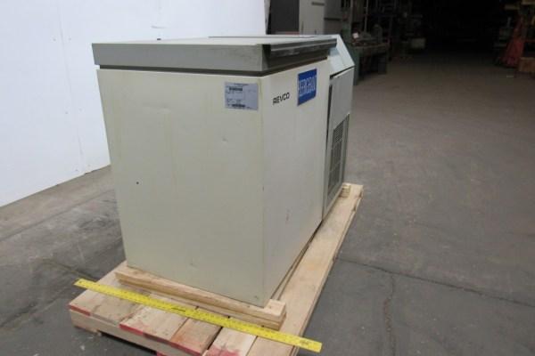 Revco Ult7150-9-d15 Ultima 2 Cryogenic Chest Freezer 10.3 Cu.ft. 208-230v 1ph