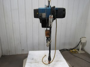 Demag DCCOM 102000 21 H5 V4812 Electric Chain Hoist