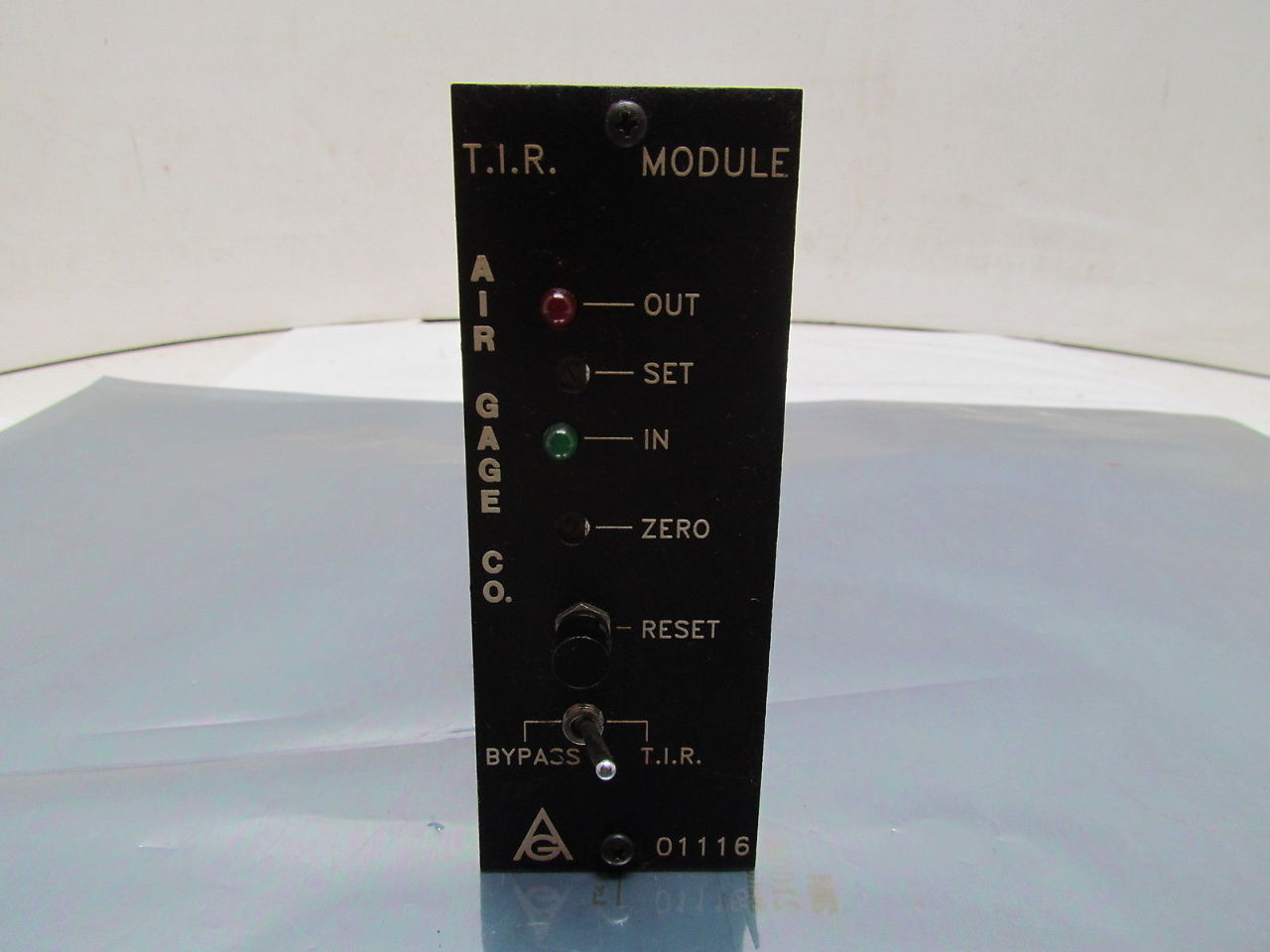 Air Gage Co T I R Module Precise Technology
