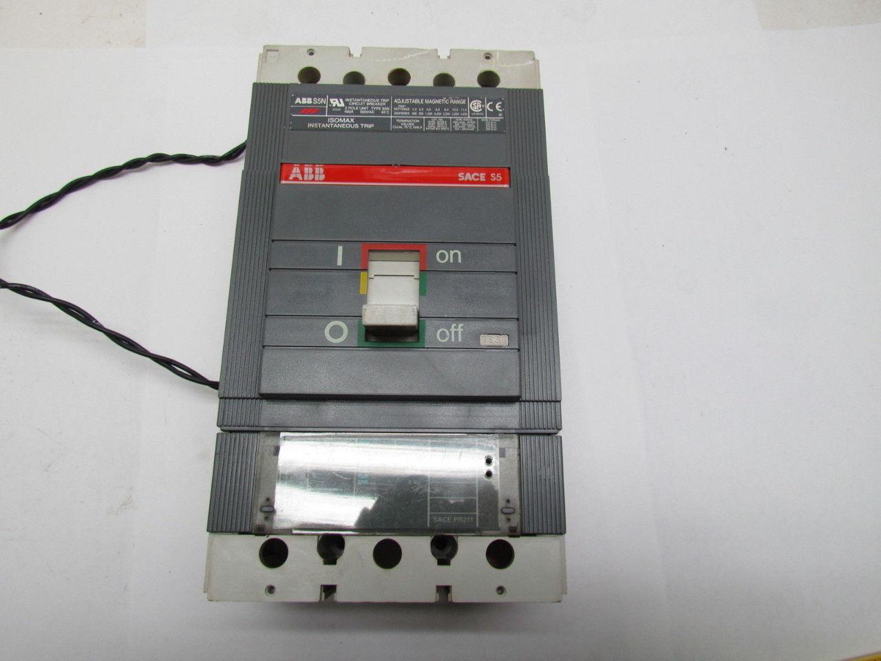 Shunt Relay Circuit Breaker