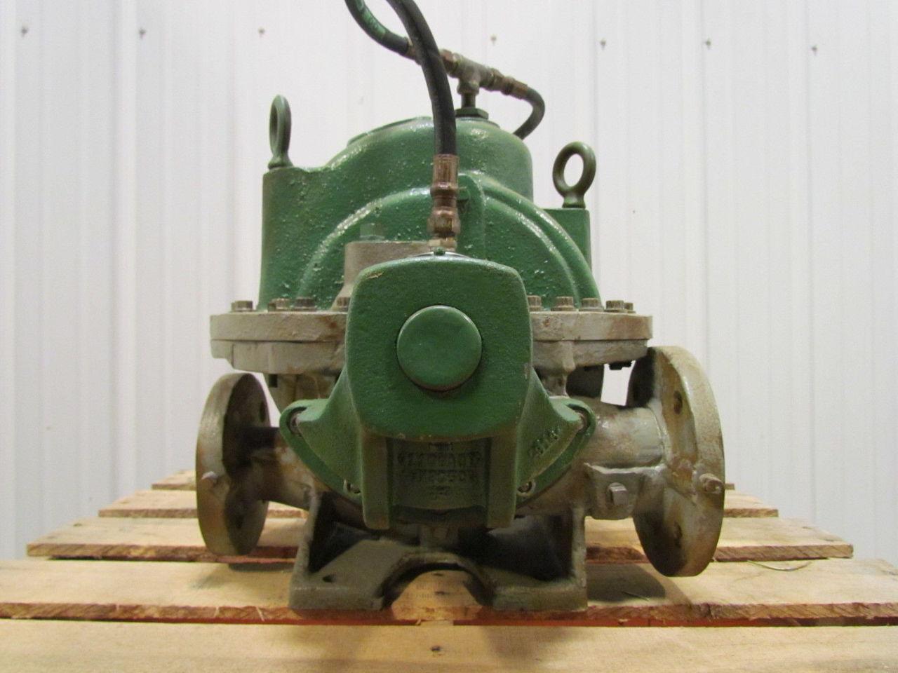IngersollDresser 25x15x9GTB Centrifugal Pump Cast Iron 944 Impeller  eBay