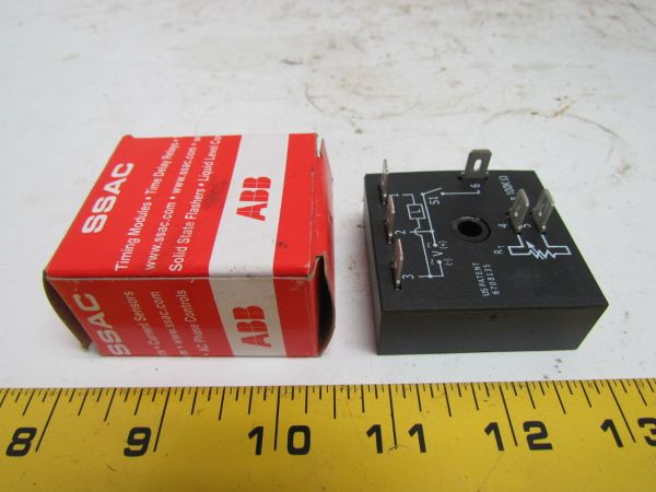 ABB Time Delay Solid State