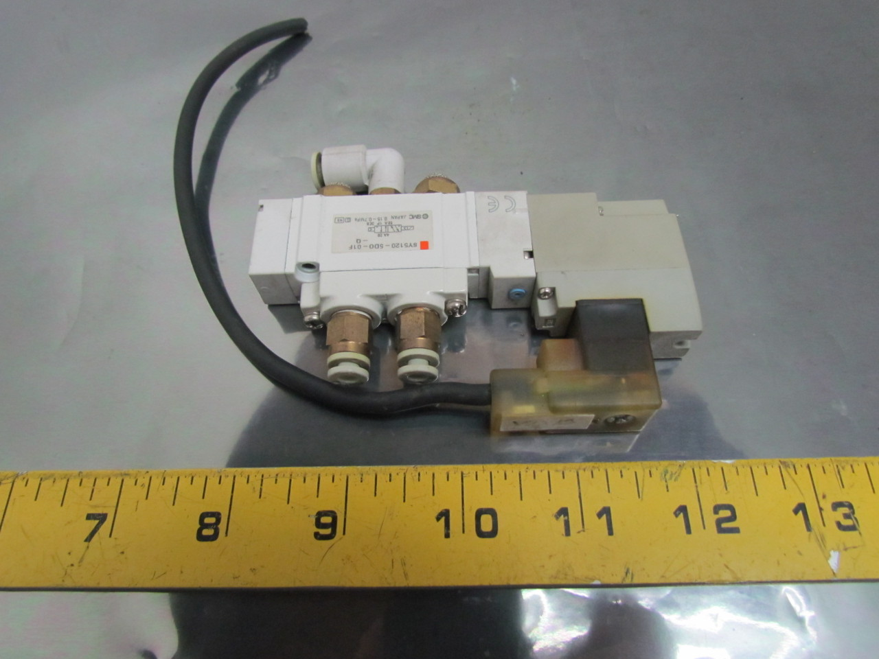 Smc Sy 5do 01f Q Pneumatic Solenoid Valve Series Sy