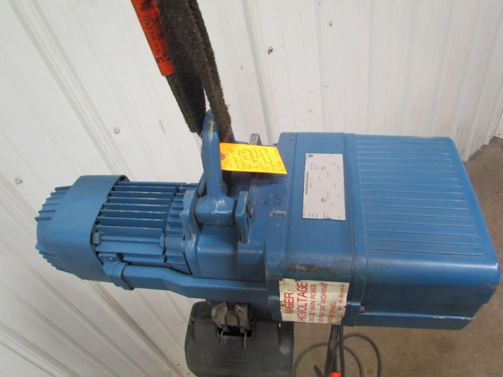 medium resolution of electric chain hoist demag demag dkun kv ton lb electric chain hoist rh foramer com 960 demag dkun hoist wiring diagram