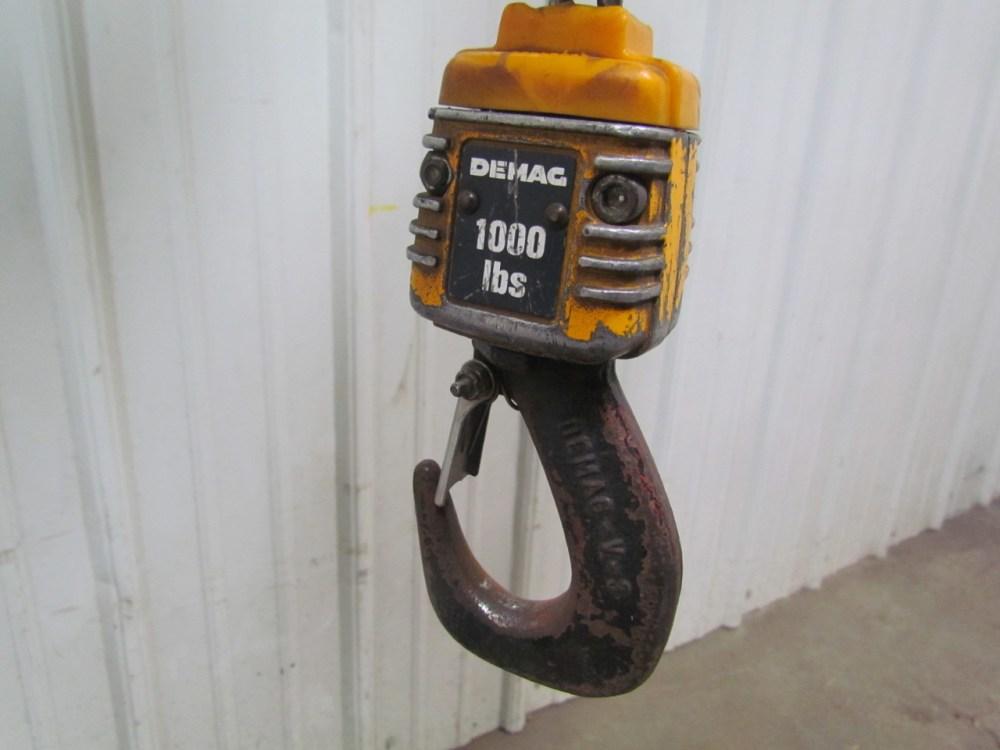 medium resolution of demag dkun hoist wiring diagram demag chain hoist uk demag dcs pro h vs