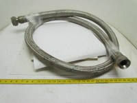 "1-1/2"" Sanitary Stainless Steel Braided Flexible Hose ..."