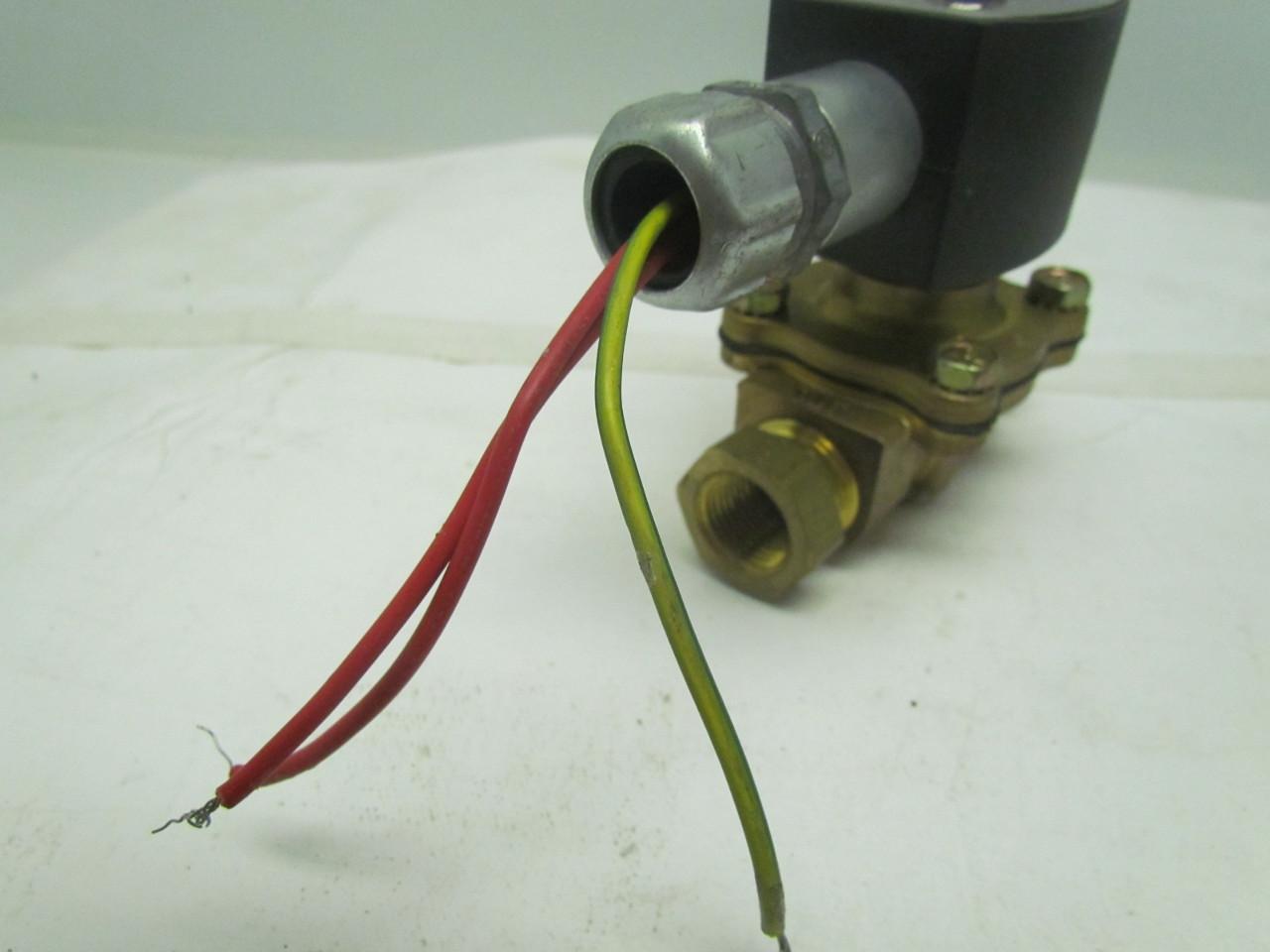 asco solenoid valve 8210 wiring diagram legrand 3 way dimmer switch ef8210g95 shutoff 4 quot npt 120v coil