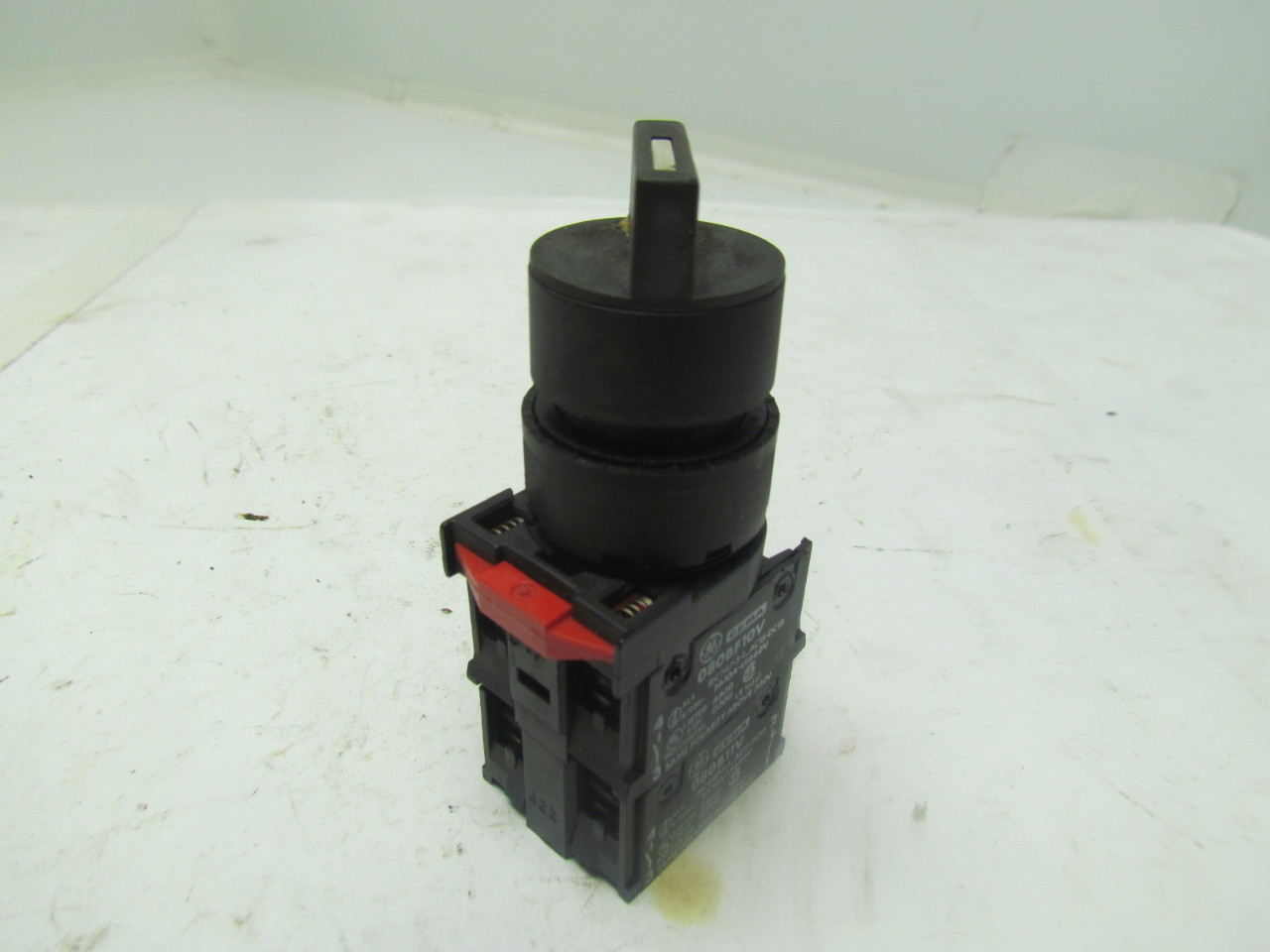 Ge General Electric 080bf10v 080b11v 2 Position Selector