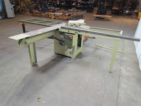 Scmi Sliding Table Saw - Year of Clean Water