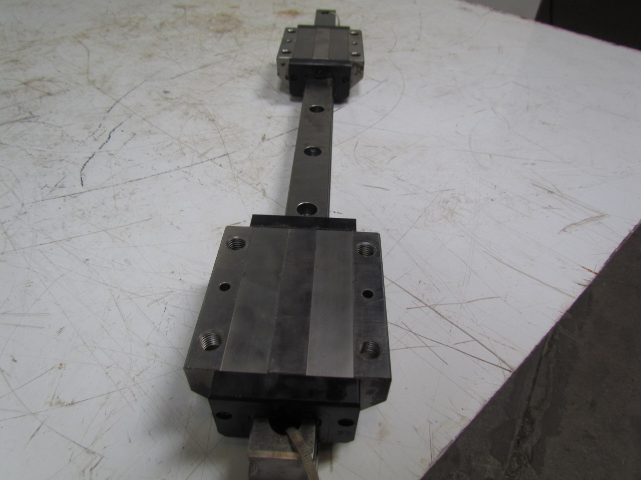 Rexroth Bosch STAR 35 Linear Actuator Guide Bearings W