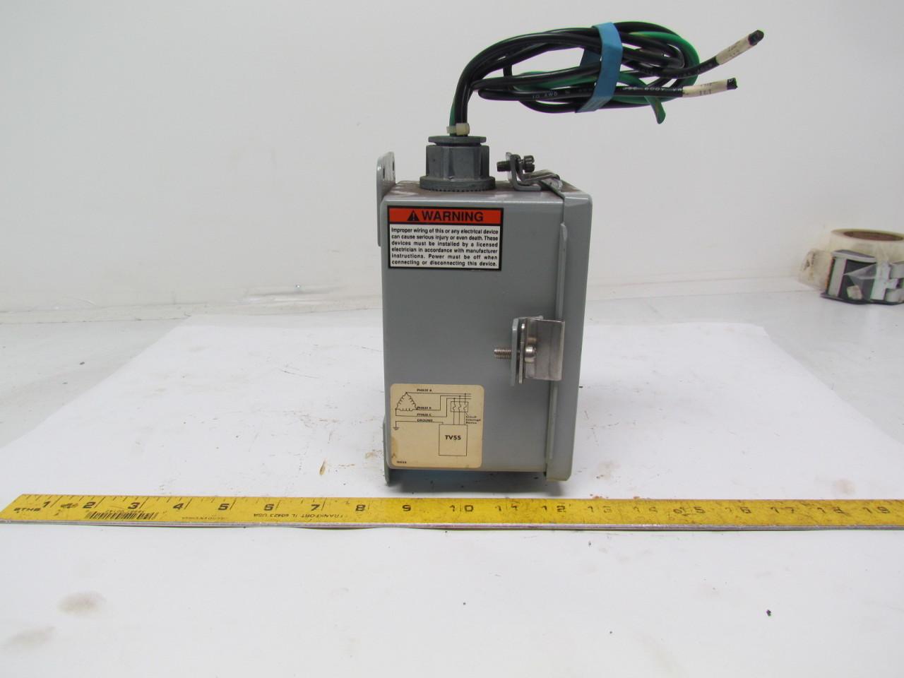 Transient Voltage Suppressor Circuit Diagram