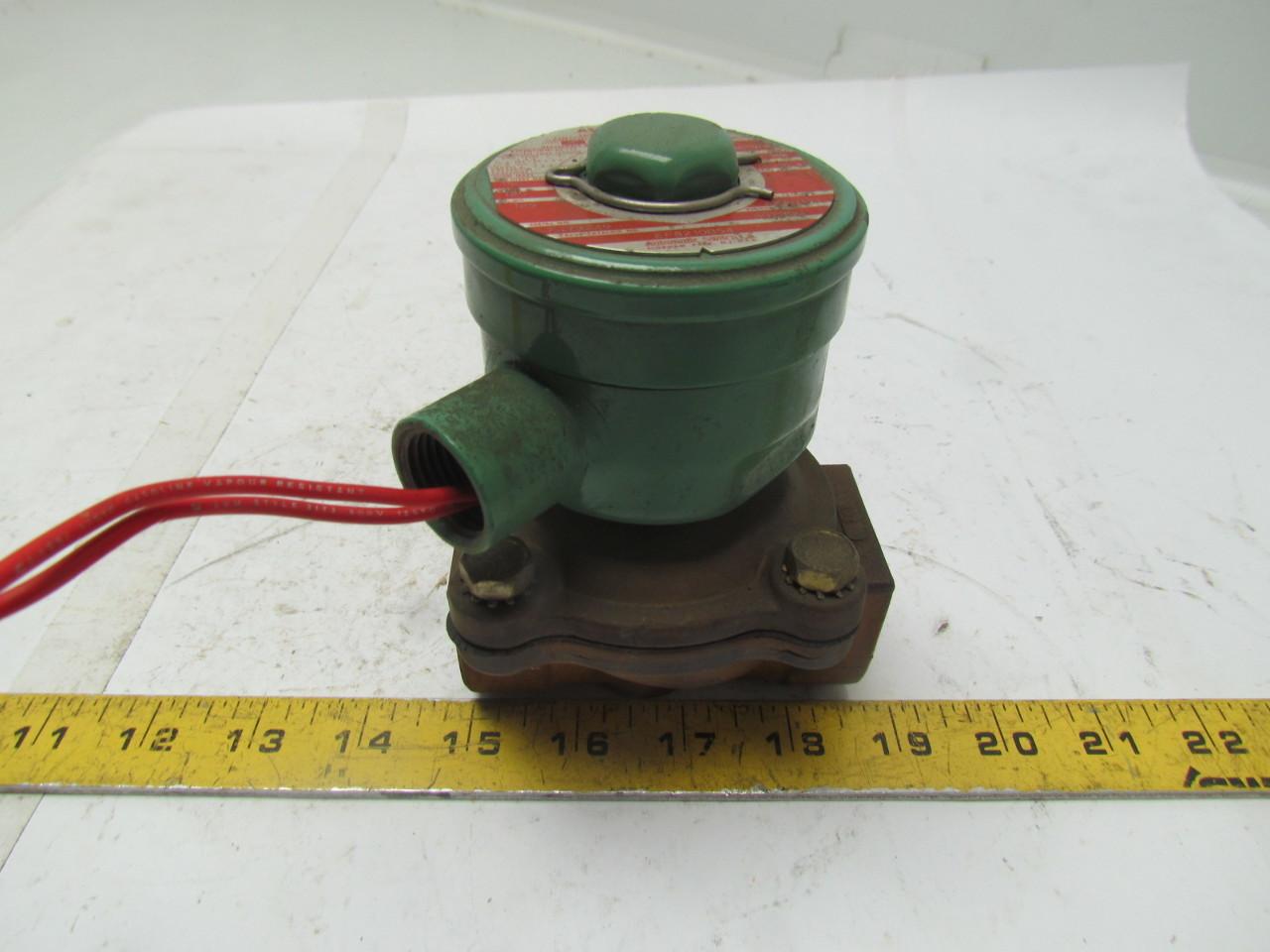 asco solenoid valve 8210 wiring diagram rock cycle fill in ef8210b54 hazardous location 110 120v