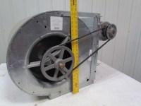 LAU BLA15-15ACD1.00BB Belt Drive blower assembly w/ 2HP ...