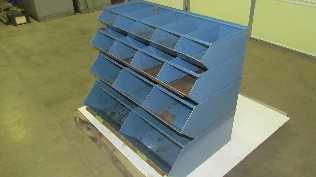 & Nut And Bolt Storage Systems