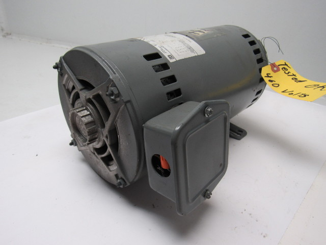 Marathon Electric Motor Wiring In Addition Electric Blower Motor